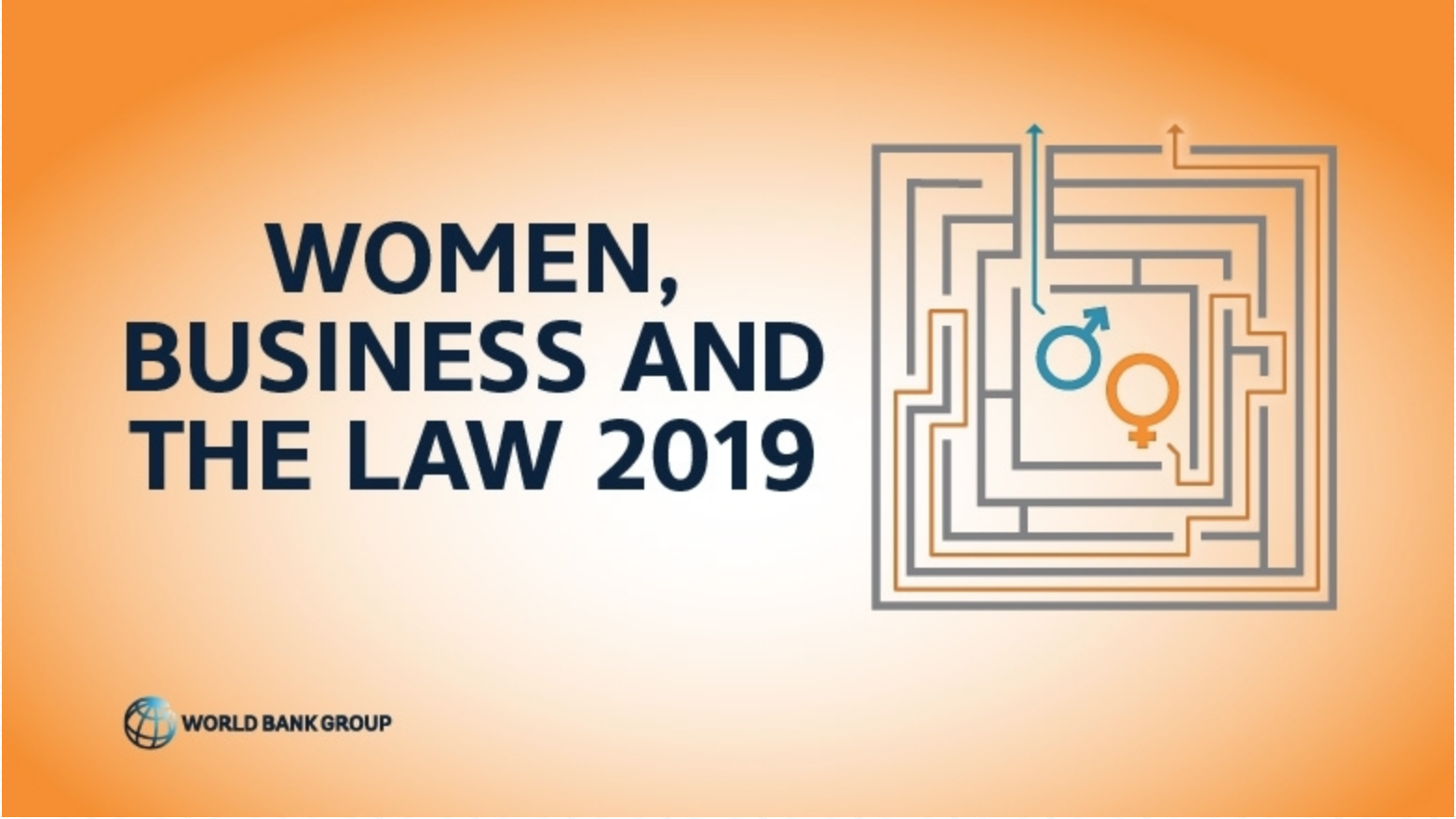 World Bank publishes the Women, Business and the Law Report 2019: A Decade of Reform