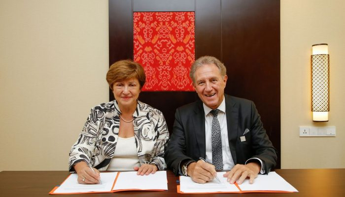 Germany signs Agreement for EUR 50 Million Contribution to We-Fi