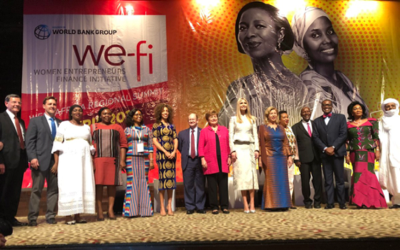 We-Fi Regional Summit Calls for Urgent Public and Private Sector Action to Support Women Entrepreneurs in West Africa