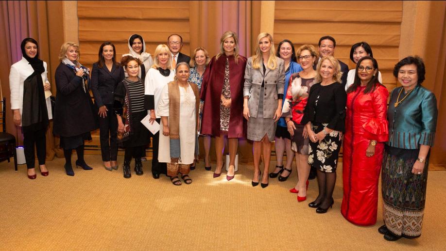 """We-Fi Event on """"Building a Better World for Women Entrepreneurs"""""""