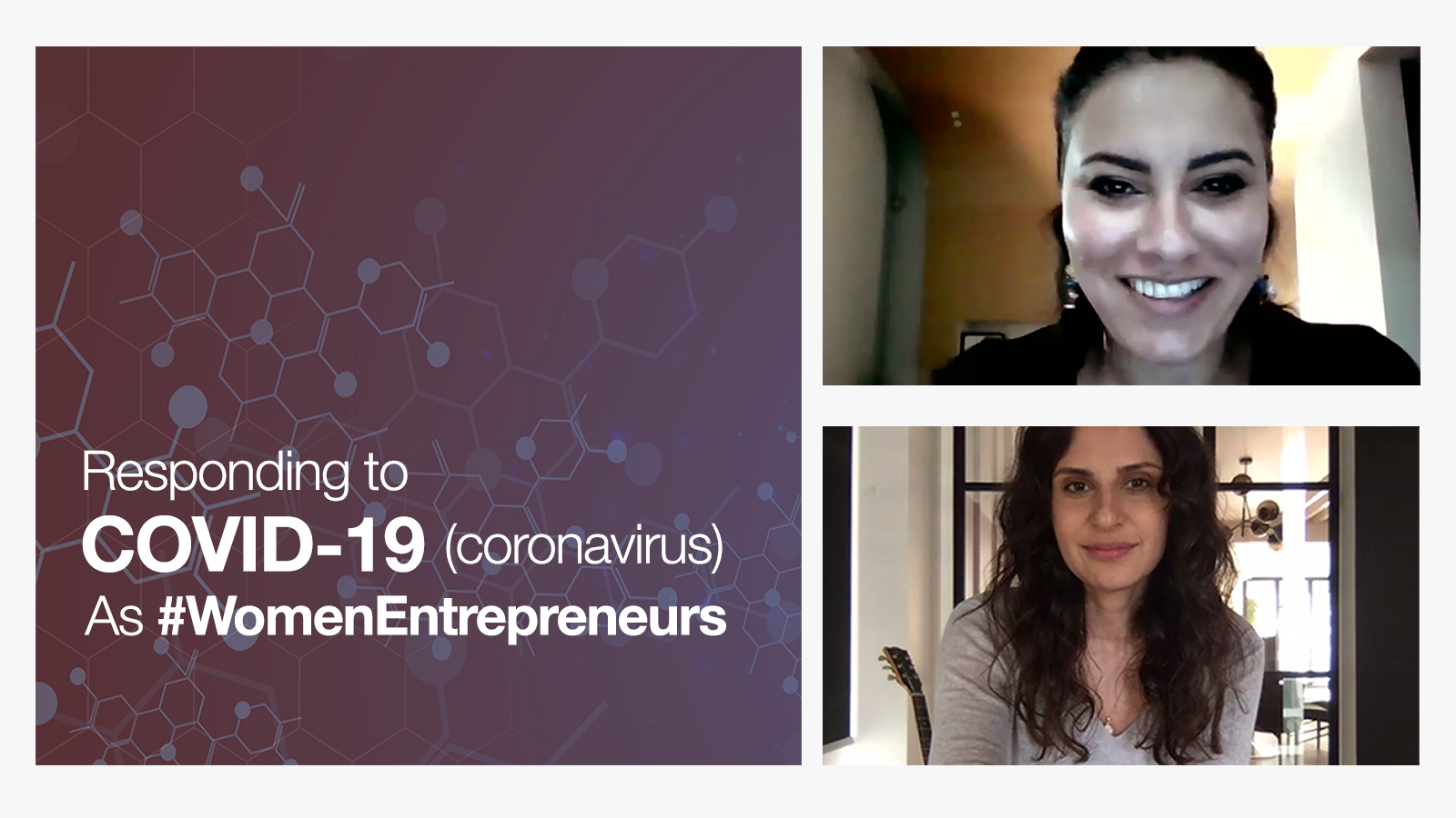 Women entrepreneurs amidst COVID-19 crisis: balancing family and work