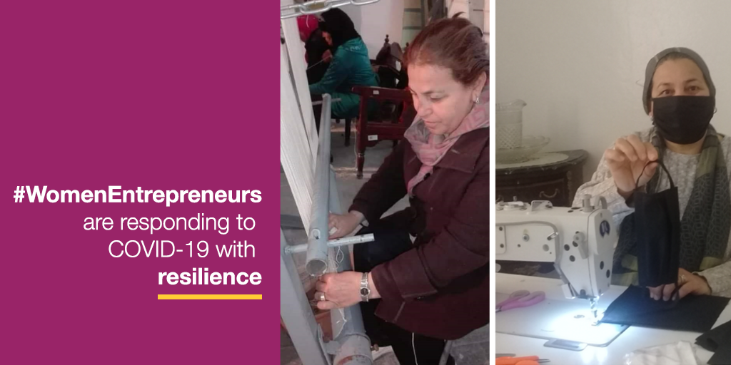 Entrepreneurial resilience in North West Tunisia