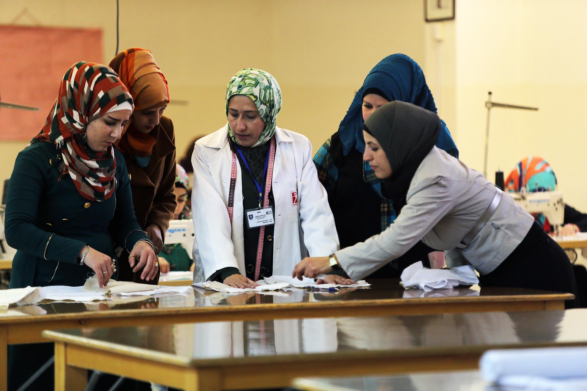 Tackling legal barriers to women's entrepreneurship in Jordan and beyond