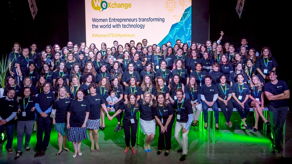 WeXchange: Mentorship for STEM-focused high-potential startups