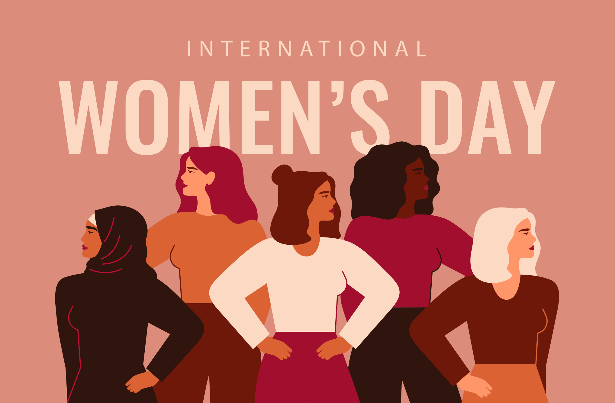 IWD2021: Women in Leadership as Role Models