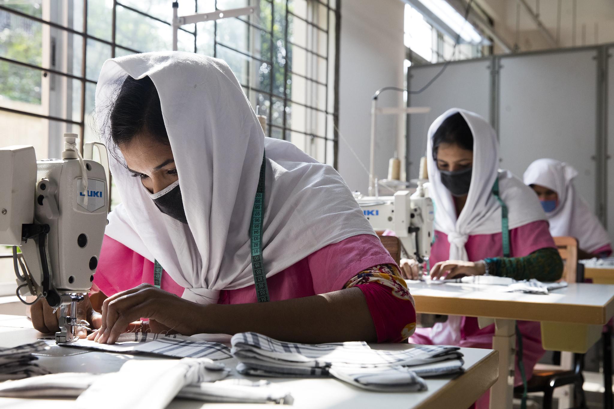 Gender-Inclusive Sourcing in Bangladesh: Key Findings