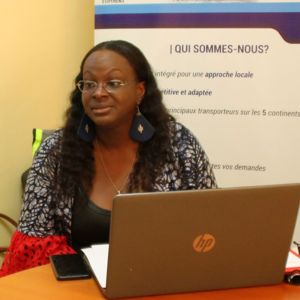Ndoye believes it is crucial for women entrepreneurs to connect through informal networks, which are not part of official communication channels but are extremely powerful.